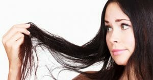 Hair Breakage Is A Sign Of Poor Health And Diet