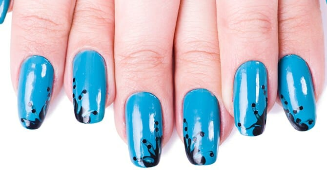 Nail Art Adds Beauty Points To Your Fingers