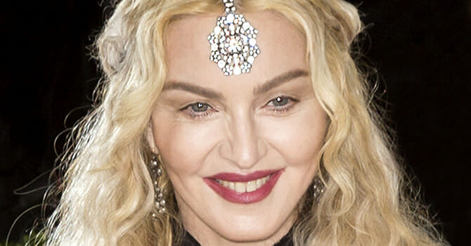 Madonna Is One Of The Best Looking Aged Celebrity