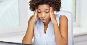 Stress Has A Lot Of Negative Impact To Our Overall Well-Being