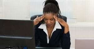 Stress Will Have A Negative Impact To Your Overall Well-Being