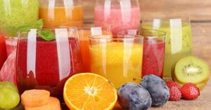 Natural Fruit Juices Are Excellent Anti-Aging Drinks