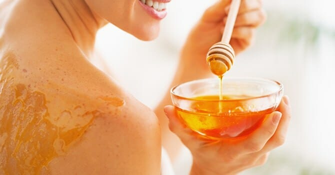 Natural Products Like Honey Are Good For The Body