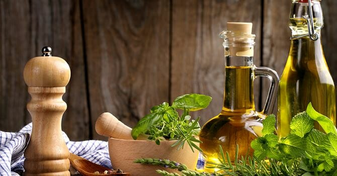 Argan Oil Makes Dishes Delicious And Healthy