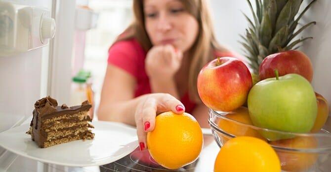 Eating Healthy Food Keeps Our Skin Healthy