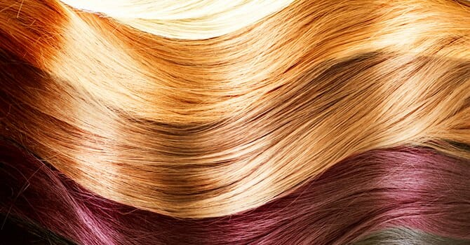 Choosing The Right Hair Color Can Bring More Beauty Out