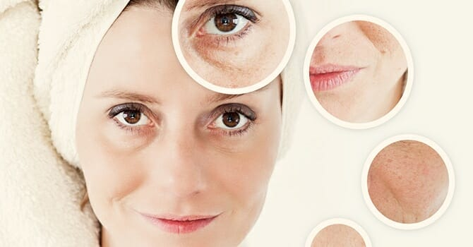Skin Aging Is Surrounded By Many Myths