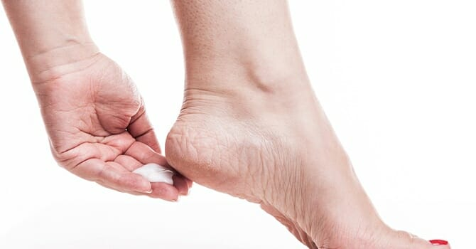 There Are Certain Ointments That Can Help Cracked Heels