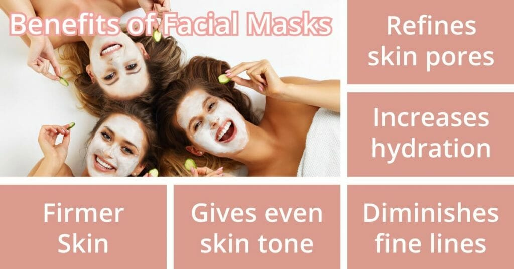 benefits of facial masks