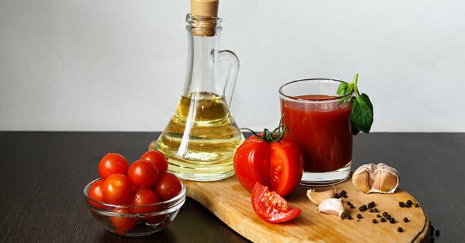 Skin-Healing Properties Found In Tomatoes
