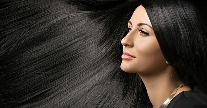 Natural Hair Care For Mature Women