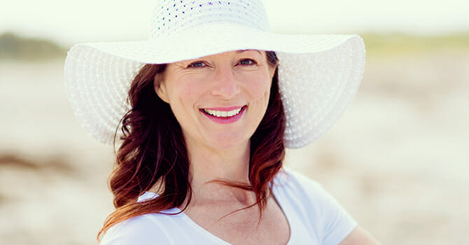 Fight the Signs of Aging With Sun-Care Tips and Tricks