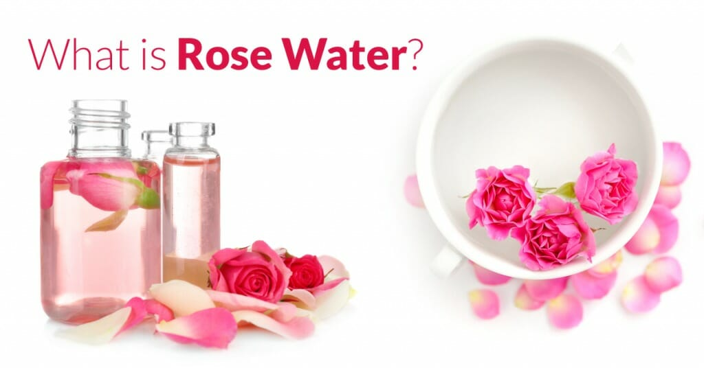 rose water bottles
