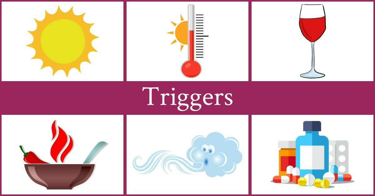 different triggers