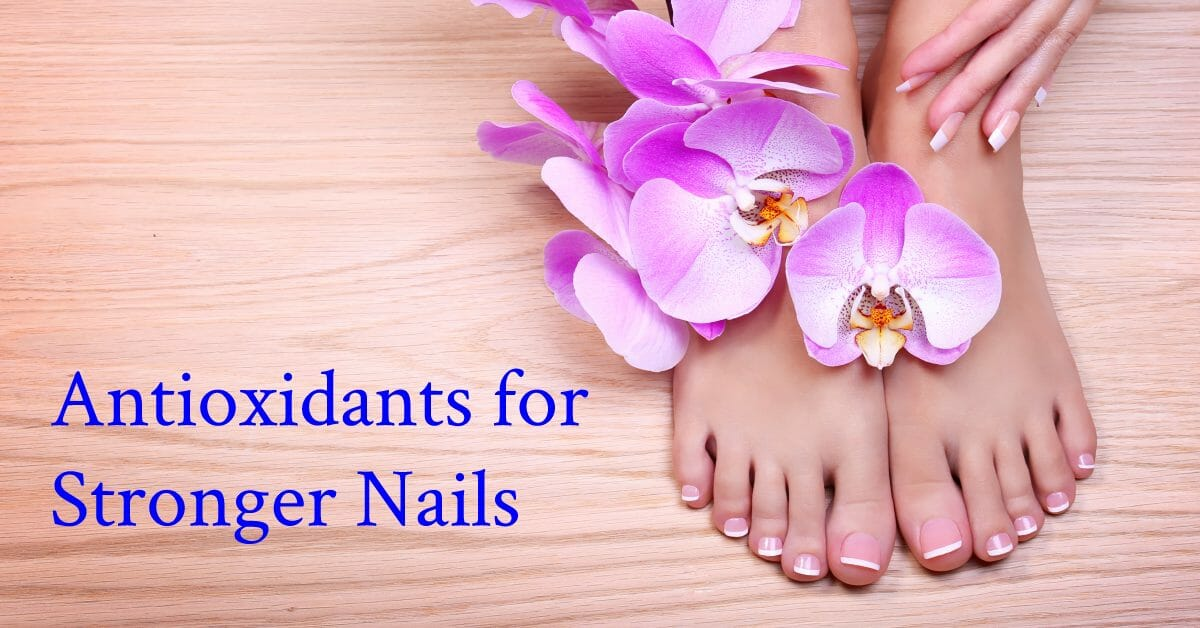 healthy hands, feet, and nails