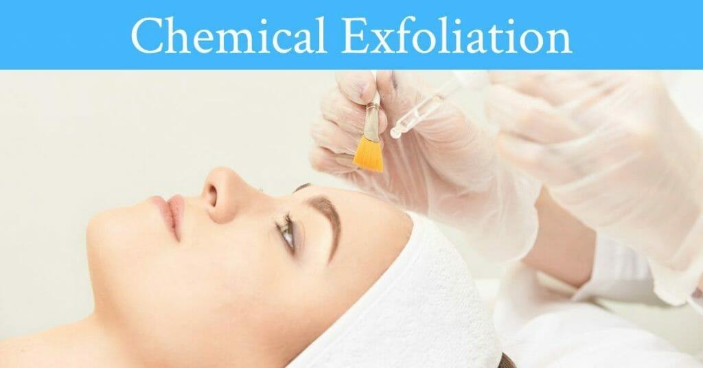 chemical exfoliation