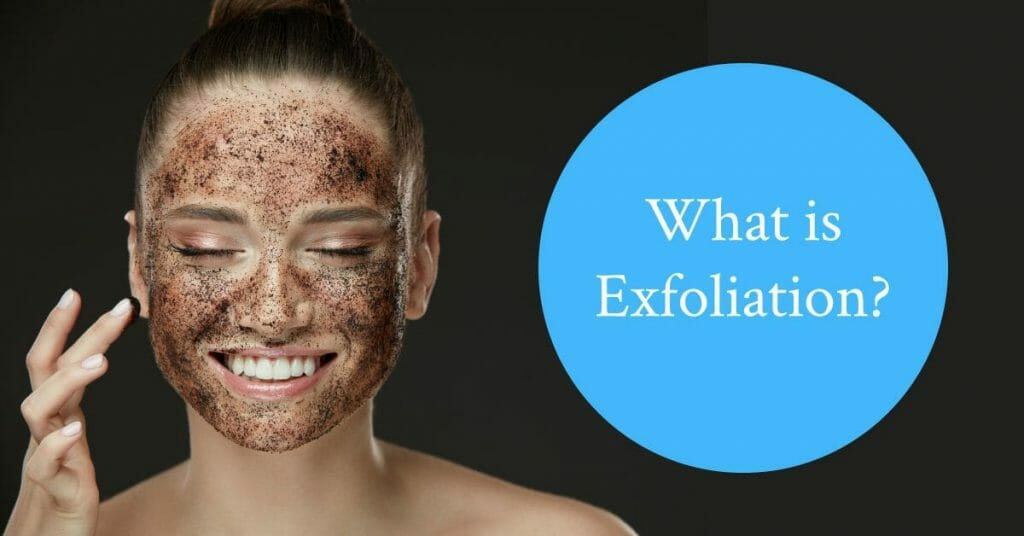 what is exfoliation