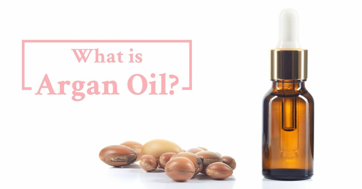 argan oil face