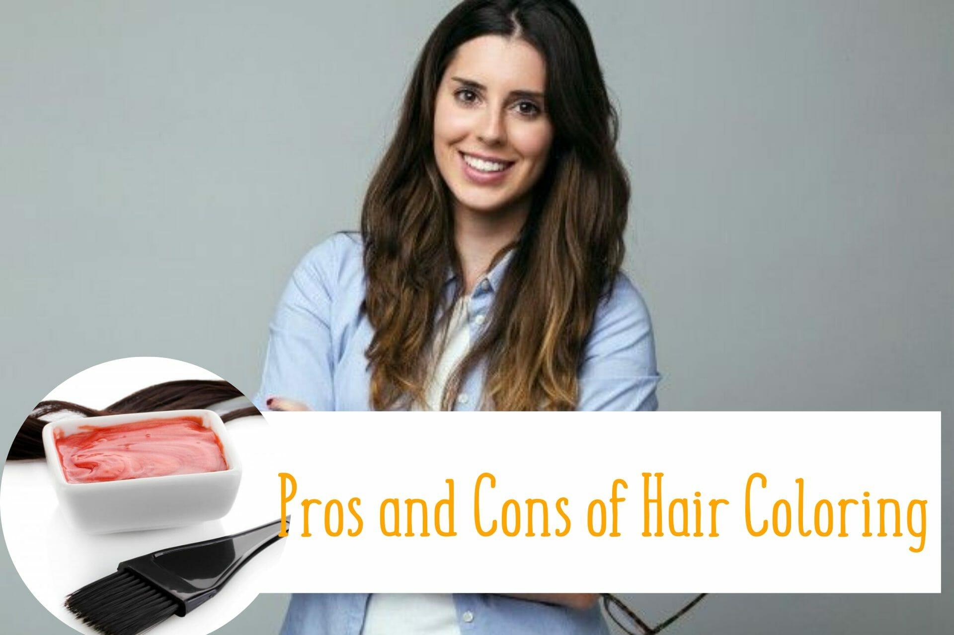 advantages of hair colors